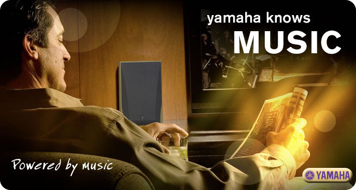 yamaha powered by music