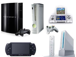 Console jocuri