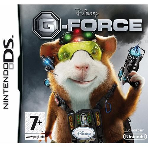 Joc consola Disney G-Force DS (BVG-DS-GFORCE)