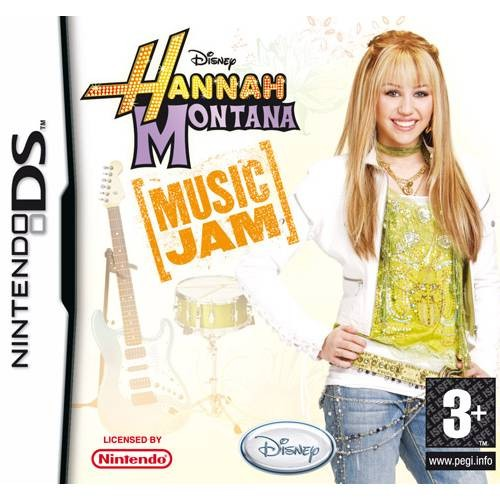 Joc consola Disney Hannah Montana: Music Jam DS (BVG-DS-HANNAHMO)