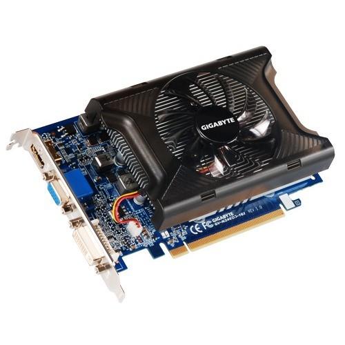 Placa video GIGABYTE Nvidia GeForce GT240 1024MB DDR3, 128bit, PCI-EX (N240D3-1GI)