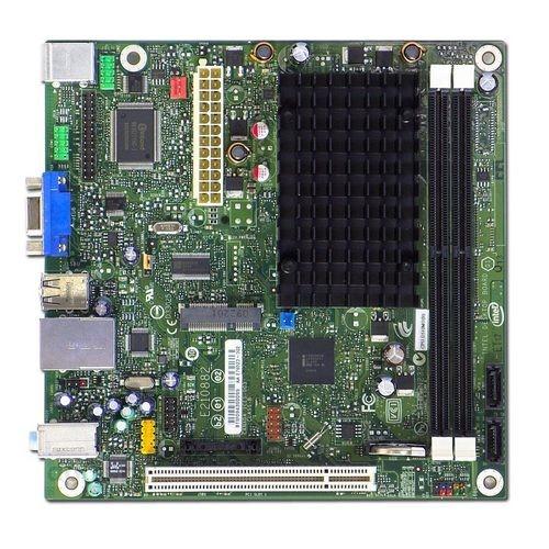 Placa de baza INTEL BLKD510MO INTEL NM10 Express cu INTEL Atom D525 integrat