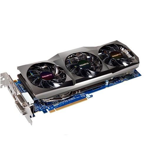 Placa video GIGABYTE AMD ATI Radeon HD6870, 1024MB DDR5, 256bit, PCI-Ex (R687OC-1GD)