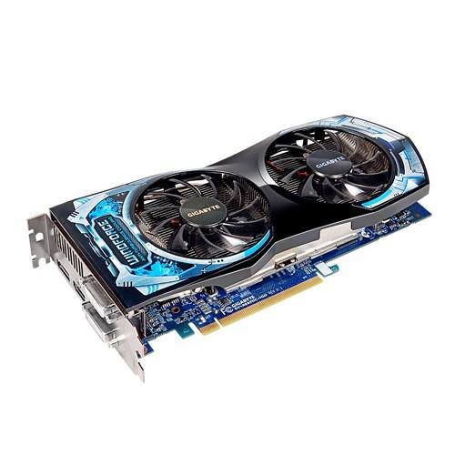 Placa video GIGABYTE AMD ATI Radeon HD6850, 1024MB DDR5, 256bit, PCI-Ex (R685OC-1GD)