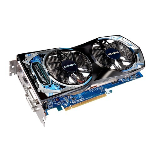 Placa video GIGABYTE AMD ATI Radeon HD6850, 1024MB DDR5, 256bit, PCI-Ex (R685D5-1GD-B)