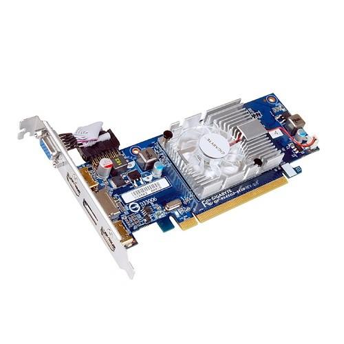Placa video GIGABYTE AMD ATI Radeon HD5450, 512MB DDR2, 64bit, PCI-Ex (R545D2-512D)
