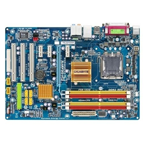 Placa de baza GIGABYTE EP41-US3L Intel G41, socket 775