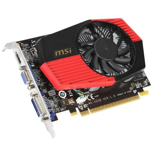 Placa video MSI Nvidia GeForce GTS440GT 512MB DDR5, 128bit, PCI-EX (N440GT-MD512D5)