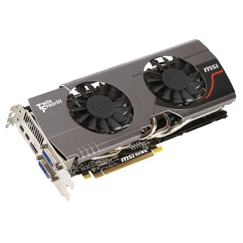 Placa video MSI AMD ATI Radeon HD6870 HAWK, 1024MB DDR5, 256bit, PCI-Ex (R6870 HAWK)