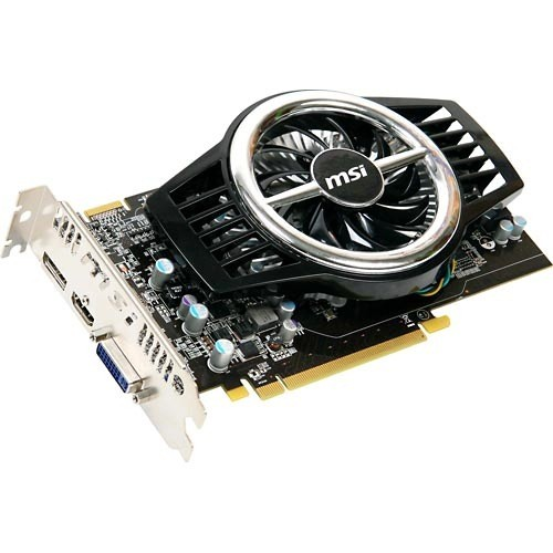 Placa video MSI AMD ATI Radeon HD5770, 1024MB DDR5, 128bit, PCI-Ex (R5770-PMD1G)