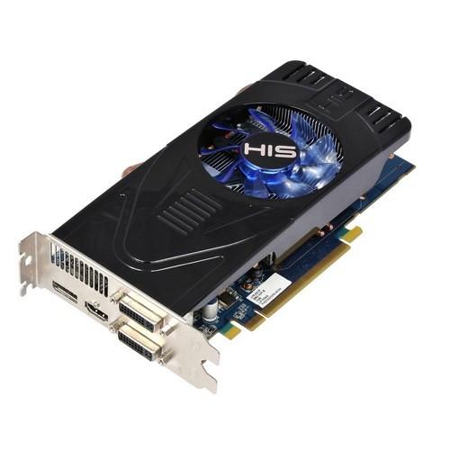 Placa video HIS AMD ATI Radeon HD5770, 1024MB DDR5, 128bit, PCI-Ex (H577FK1GD)
