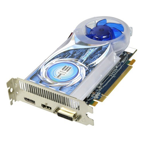 Placa video HIS AMD ATI Radeon HD5650, 1024MB DDR5, 128bit, PCI-Ex (H567Q1GD)