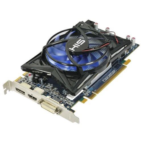 Placa video HIS AMD ATI Radeon HD5750, 1024MB DDR5, 128bit, PCI-Ex (H575FN1GD)