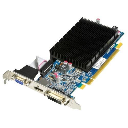 Placa video HIS AMD ATI Radeon HD5550, 1024MB DDR2, 128bit, PCI-Ex (H555HS1G)