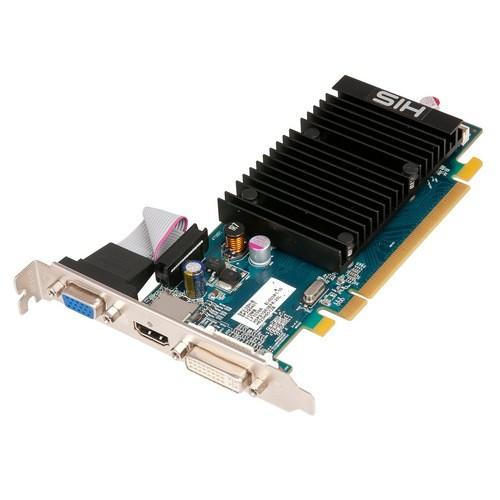 Placa video HIS AMD ATI Radeon HD5450, 1024MB DDR3, 64bit, PCI-Ex (H545H1G)
