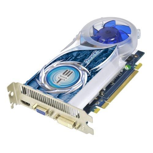 Placa video HIS AMD ATI Radeon HD4670, 1024MB DDR3, 128bit, PCI-Ex (H467QR1GH)