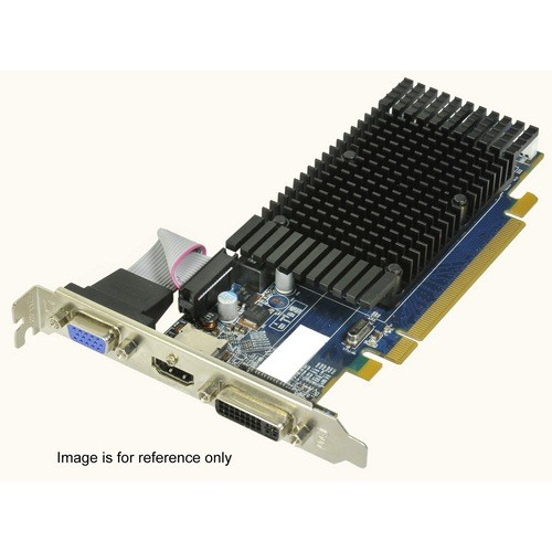 Placa video HIS AMD ATI Radeon HD4550, 512MB DDR3, 64bit, PCI-Ex (H455H512H)