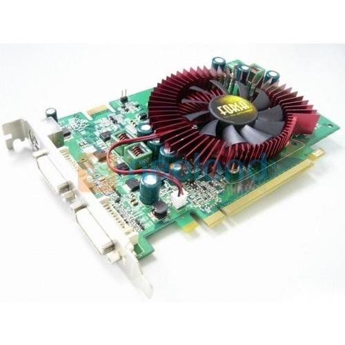 Placa video Forsa Nvidia GeForce 9500GT 512MB DDR2, 128bit, PCI-Ex (FSXFXD9500GTDDR2/512/128)