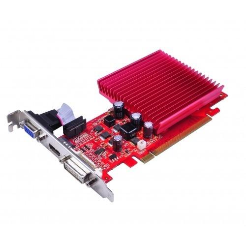 Placa video Gainward Nvidia GeForce 8400GS 256MB DDR2, 64bit, PCI-Ex (BP8400GS-256-HDMI-DVI)