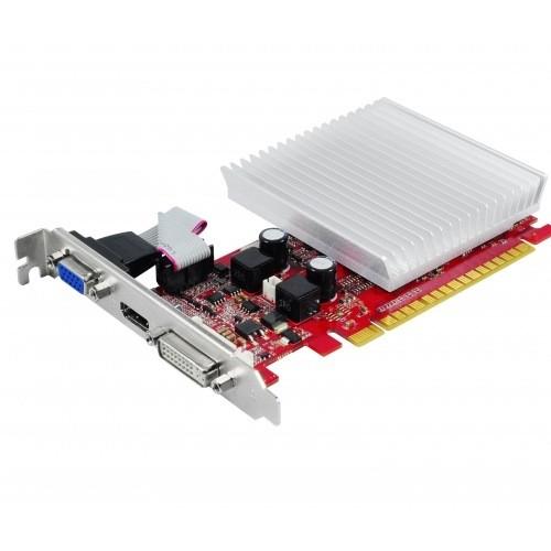 Placa video Gainward Nvidia GeForce 8400GS 512MB DDR2, 64bit, PCI-Ex (BP8400GS-512-HDMI-DVI)