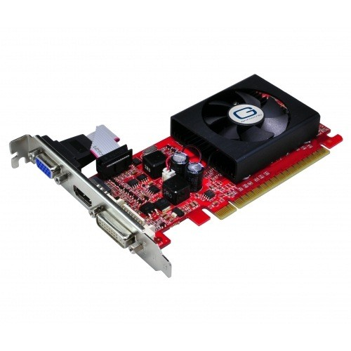 Placa video Gainward Nvidia GeForce 8400GS 1024MB DDR3, 64bit, PCI-Ex (BP8400GS-1024-HDMI-DVI)