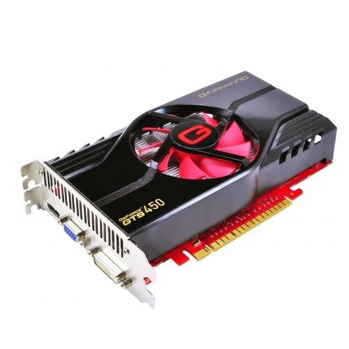 Placa video Gainward Nvidia GeForce GTS450 512MB DDR5, 128bit, PCI-Ex (GTS450-512-HDMI-DVI)
