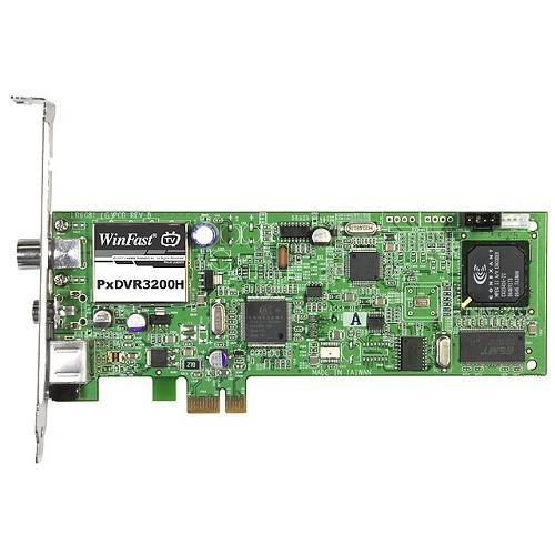 TV TUNER Leadtek PXDVR3200 H, Hybrid, intern (PXDVR3200 H)
