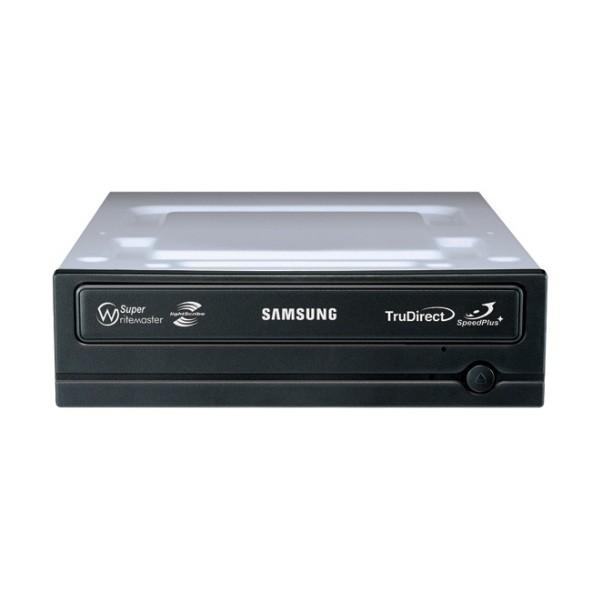 Unitate optica SAMSUNG DVD+/-RW 22x Sata, Lightscribe, Negru (SH-S223L/BEBE)