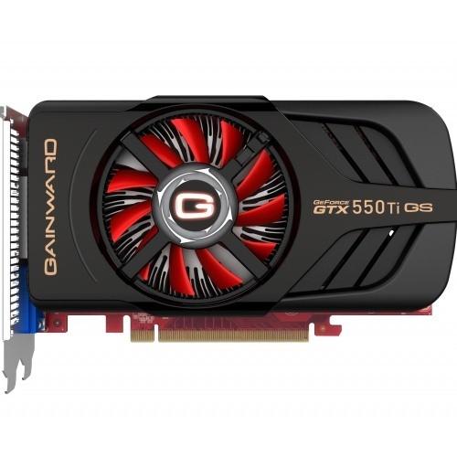 Placa video Gainward Nvidia GeForce GTX550 Ti 1024MB DDR5, 192bit, PCI-Ex (GTX550Ti-1024-DD-HDMI-GS)