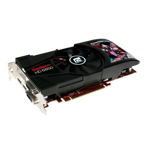 Placa video PowerColor AMD ATI Radeon HD6850, 1024MB DDR5, 256bit, PCI-Ex (AX6850 1GBD5-DH)