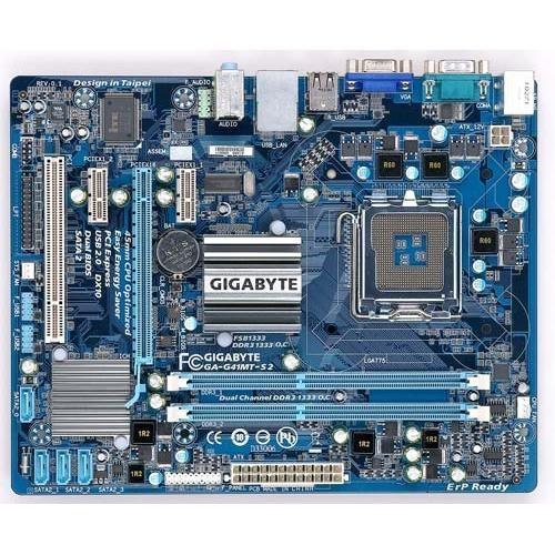 Placa de baza GIGABYTE G41MT-S2 Intel G41, socket 775