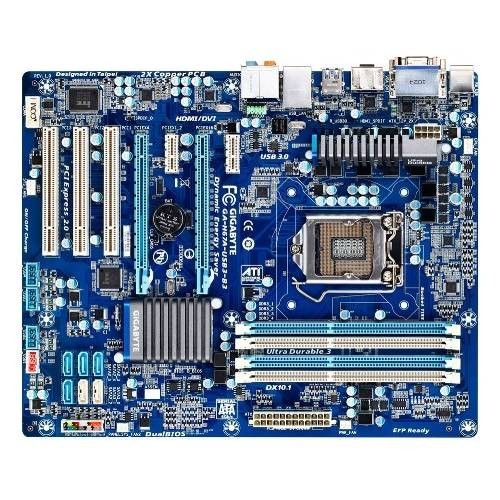 Placa de baza GIGABYTE H67A-USB3-B3 Intel H67, socket 1155