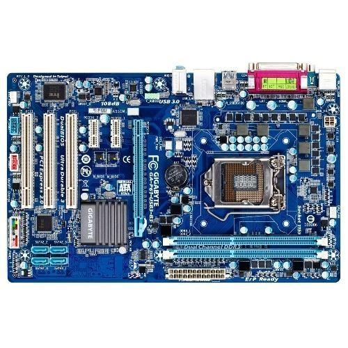 Placa de baza GIGABYTE P61-USB3-B3 Intel H61, socket 1155