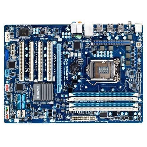 Placa de baza GIGABYTE H55M-UD2H Intel H55, socket 1156