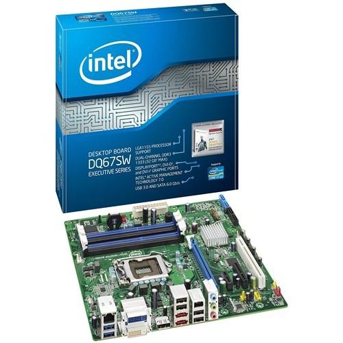 Placa de baza INTEL BLKDQ67SWB3 Intel Q67 Express, socket 1155