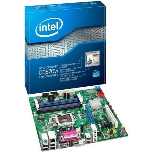 Placa de baza INTEL BLKDQ67OWB3 Intel Q67 Express, socket 1155