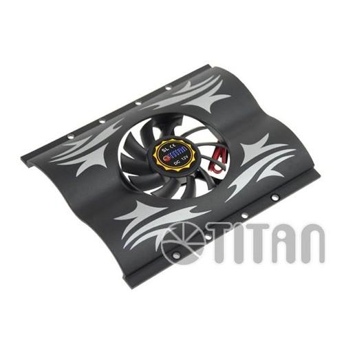 Cooler TITAN HDD cooler (TTC-HD11)
