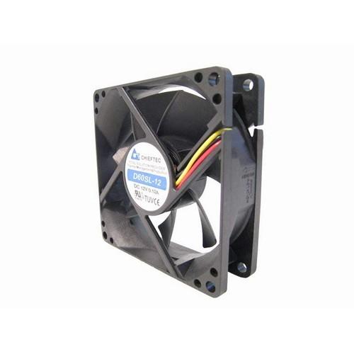 Ventilator carcasa CHIEFTEC 80mm, power management (AF-0825PWM)