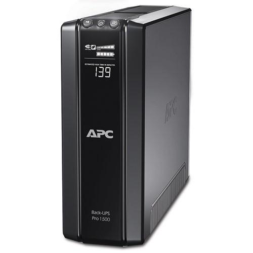 UPS APC BACK-UPS RS 1500VA/865W, LCD Display (BR1500GI)