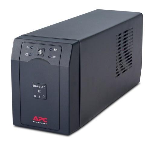 UPS APC Smart-UPS SC, 620VA/390W, line-interactive (SC620I)