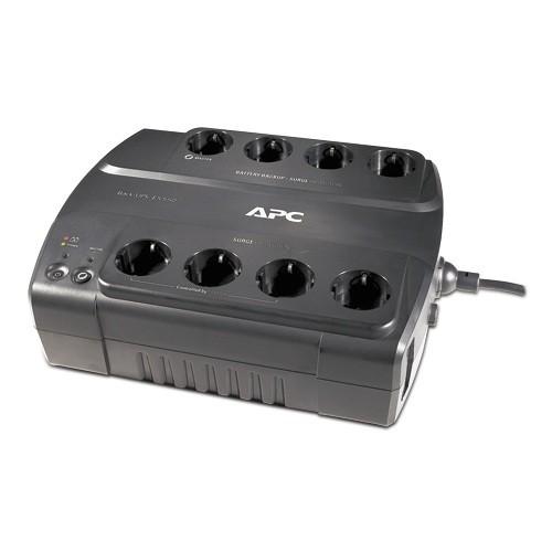 UPS APC Back-UPS ES, 550VA/330W Power-Saving (BE550G-GR)