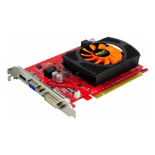 Placa video PALIT DNGT430HD1GBD3 Nvidia GeForce GT430 1024MB DDR3, 128bit, PCI-EX