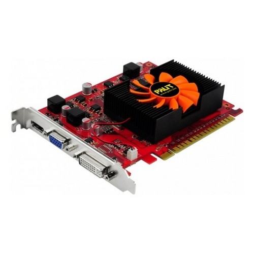 Placa video PALIT DNGT440HD512MBD5 Nvidia GeForce GT440 512MB DDR5, 128bit, PCI-EX