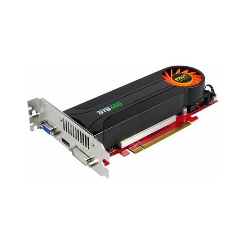 Placa video PALIT DNGTS4501GBHDM Nvidia GeForce GTS450 1024MB DDR5, 128bit, PCI-EX