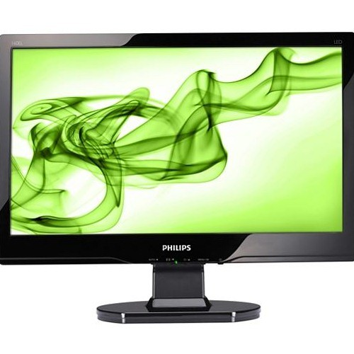 Monitor PHILIPS 160E1SB LCD, 15.6 inch Wide 1366x768 (160E1SB/00)
