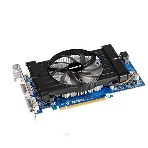 Placa video GIGABYTE Nvidia GeForce GTX550 1024MB DDR5, 192bit, PCI-EX (N550OC-1GI)