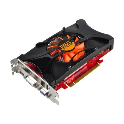 Placa video PALIT DNGTS4501GBSONIC Nvidia GeForce GTS450 Sonic 1024MB DDR5, 128bit, PCI-EX