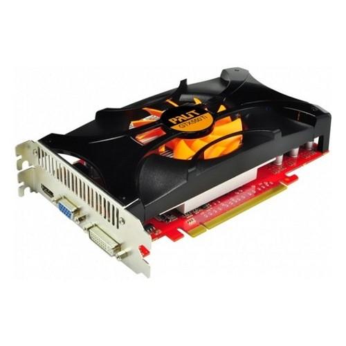 Placa video PALIT DNGTX5501GBHDM Nvidia GeForce GTX550 Ti 1024MB DDR5, 192bit, PCI-EX