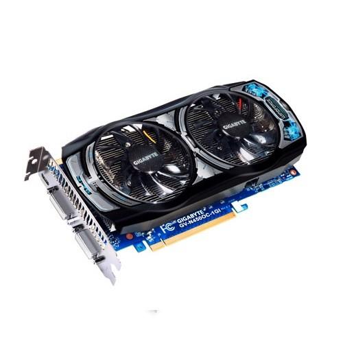 Placa video GIGABYTE Nvidia GeForce GTS450 1024MB DDR5, 128bit, PCI-EX (N450OC-1GI)