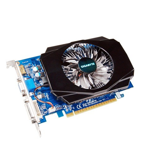 Placa video GIGABYTE Nvidia GeForce GTS430 1024MB DDR3, 128bit, PCI-EX (N430OC-1GI)